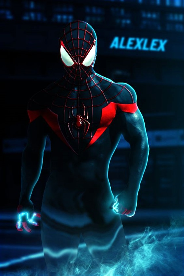 50 Breathtaking Superhero Wallpapers For IPhone - Greenorc