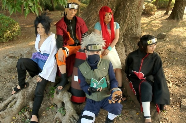 Classic Naruto Cosplay Ideas and Outfits (15)