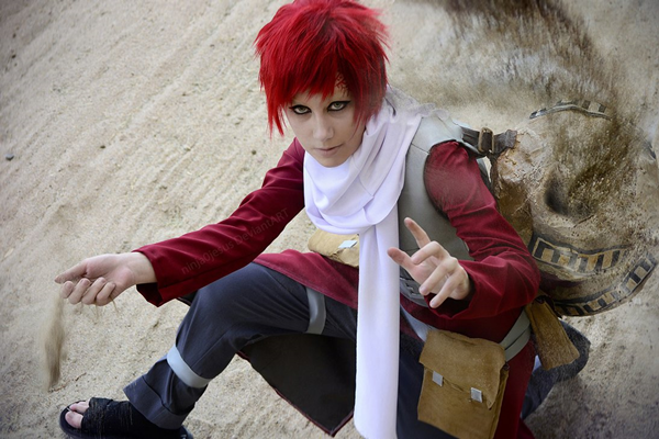 Classic Naruto Cosplay Ideas and Outfits (2)