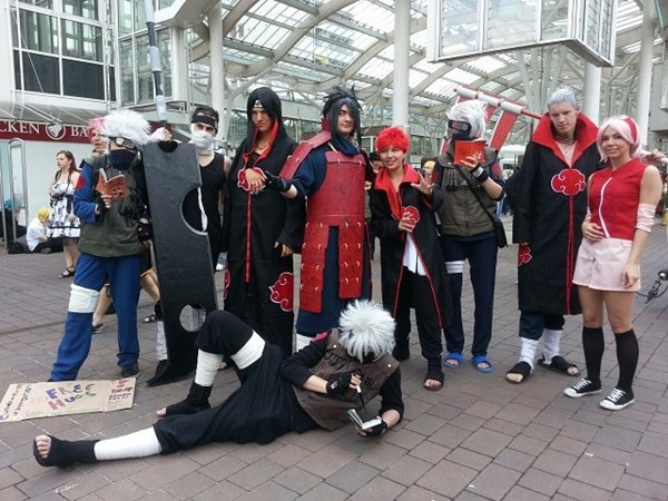 Classic Naruto Cosplay Ideas and Outfits (30)