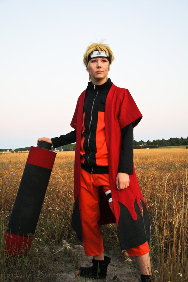 Classic Naruto Cosplay Ideas and Outfits (4)