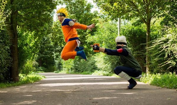 Classic Naruto Cosplay Ideas and Outfits (5)