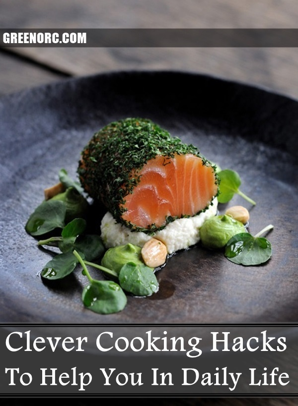 Clever Cooking Hacks