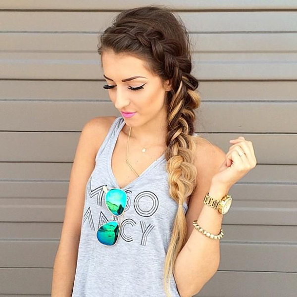 Most Popular Hairstyle for Teens