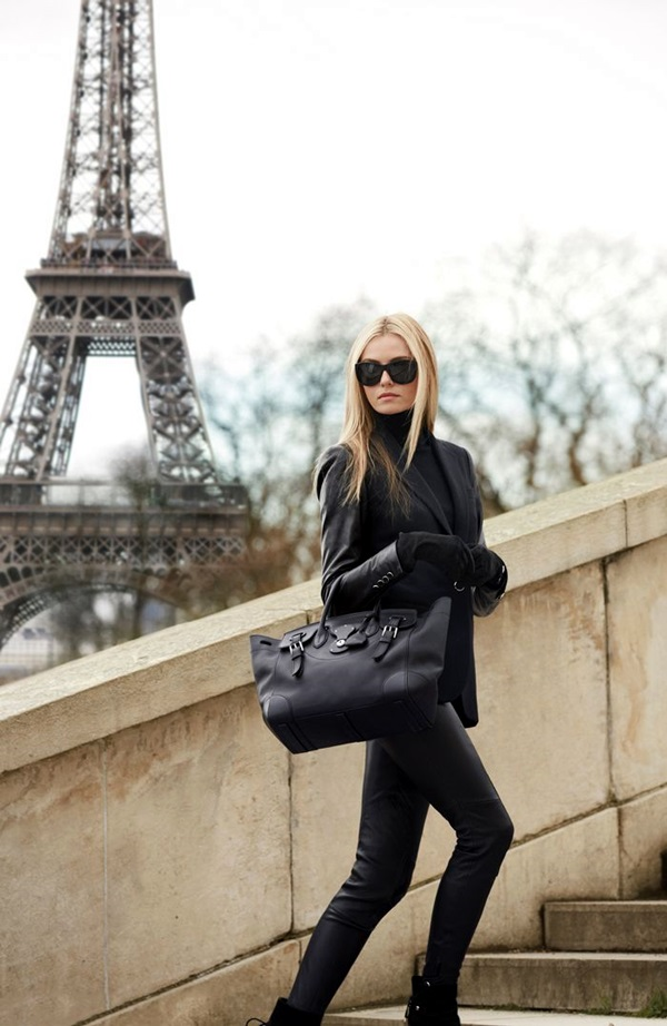 All Black Outfits Ideas for Teens (24)