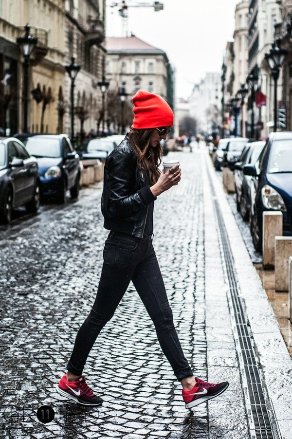 All Black Outfits Ideas for Teens (25)