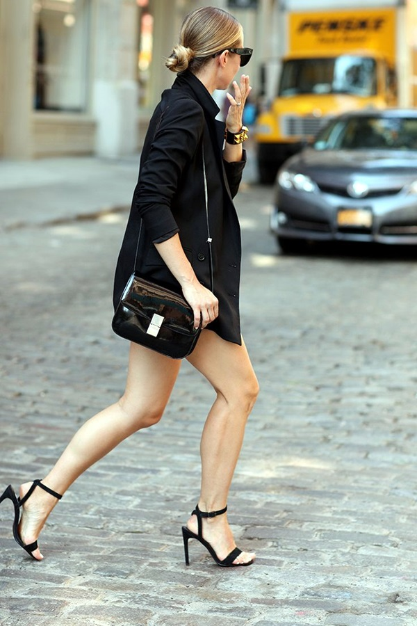 All Black Outfits Ideas for Teens (42)