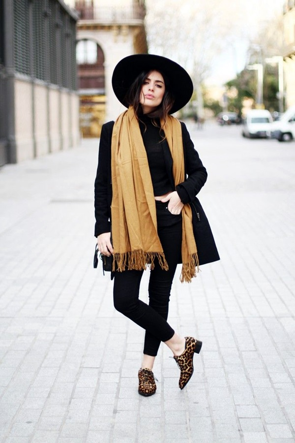 All Black Outfits Ideas for Teens (54)