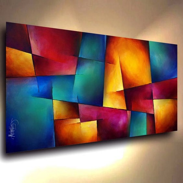 Examples and Tips about Abstract Painting (2)