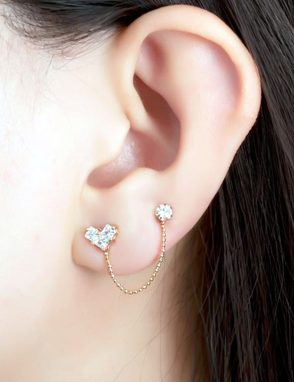 Insanely Gorgeous Examples of Cute Ear Piercing (3)