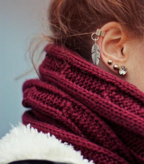 Insanely Gorgeous Examples of Cute Ear Piercing0091
