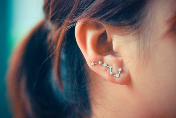 Insanely Gorgeous Examples of Cute Ear Piercing0211