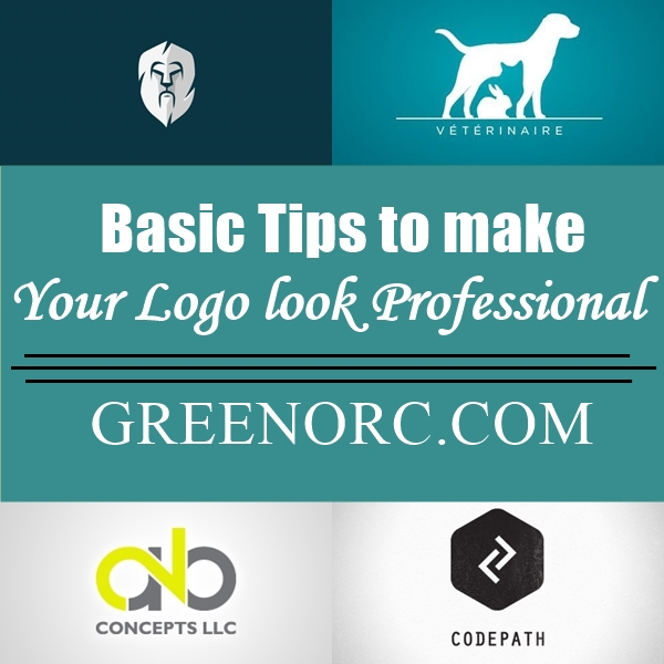 Basic Tips to make your Logo look Professional