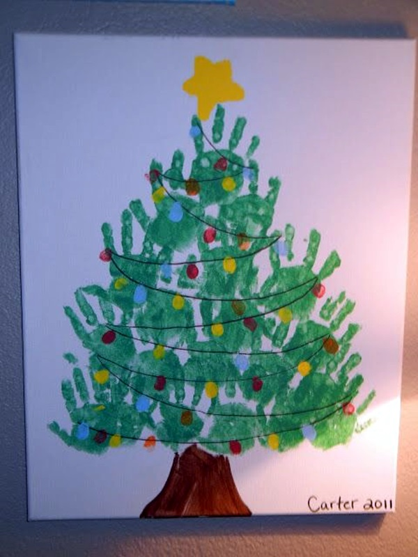 Christmas Craft Ideas For Kids (2)