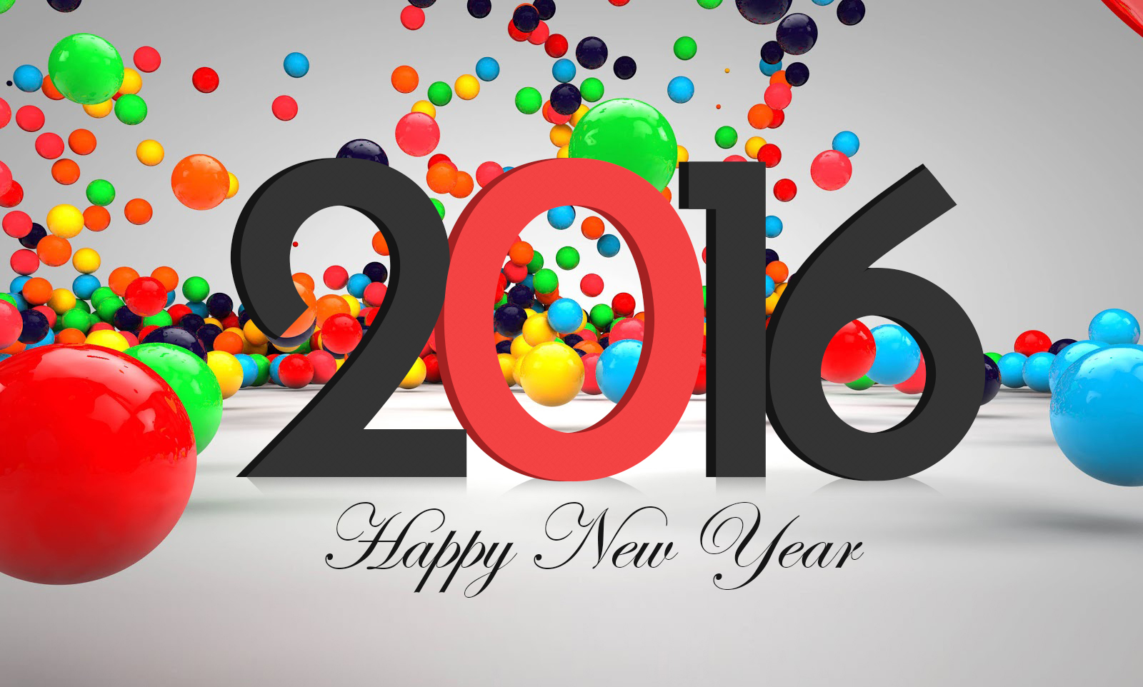 Happy New year Wallpaper HD Download (2)