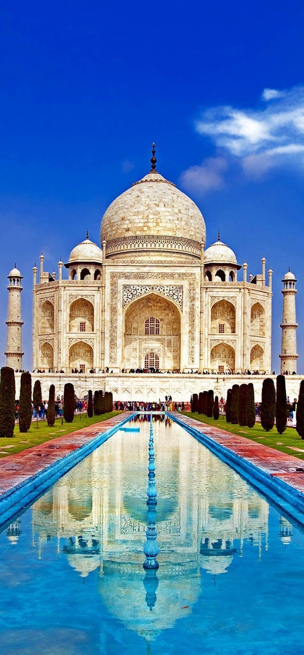 Interesting Facts About Taj Mahal (1)