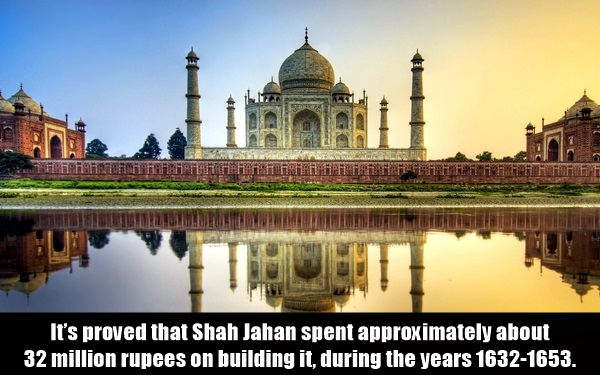 Interesting Facts About Taj Mahal (10)