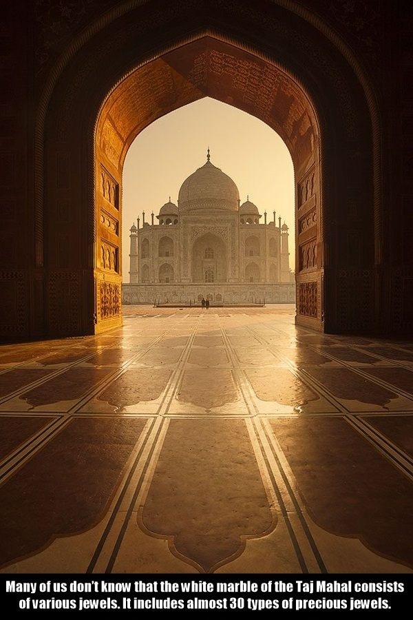 Interesting Facts About Taj Mahal (13)