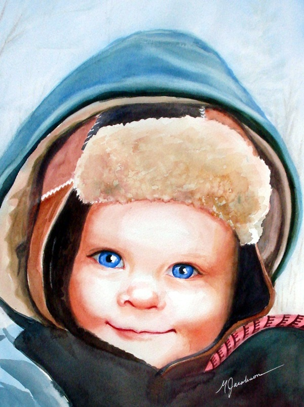 Watercolor Painting You must See (1)