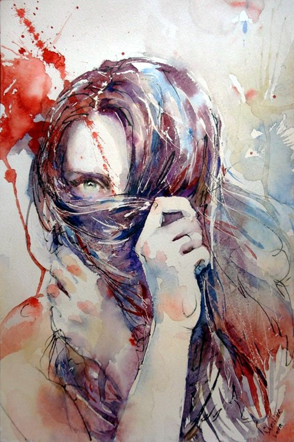 Watercolor Painting You must See (17)