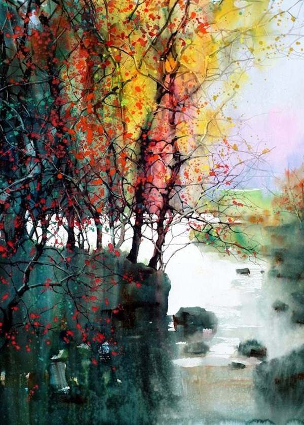 Watercolor Painting You must See (6)