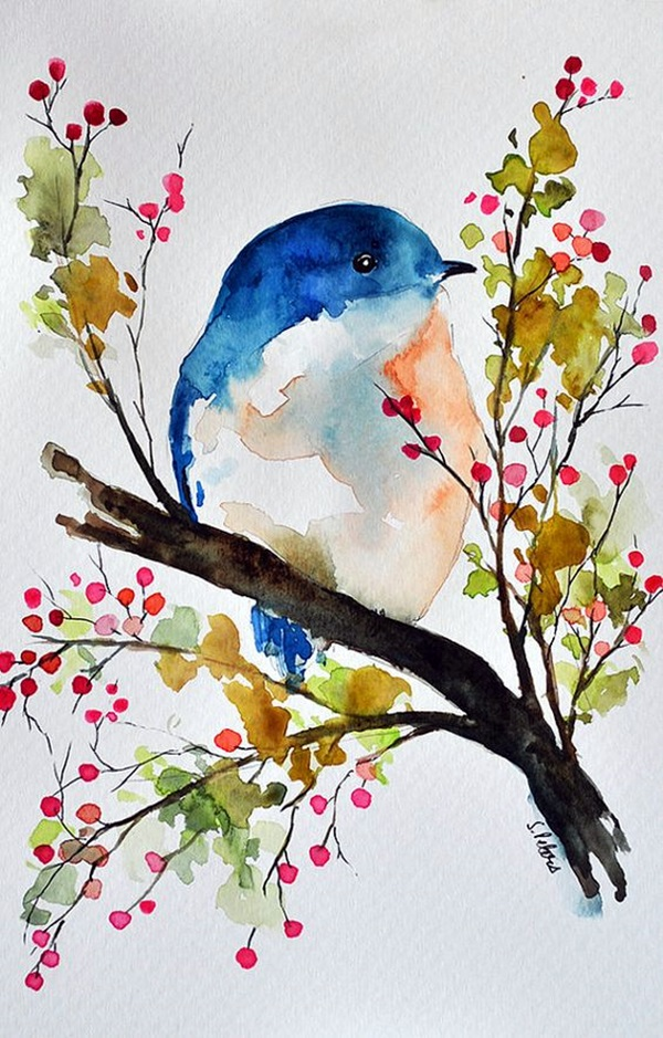 Watercolor Painting You must See (8)