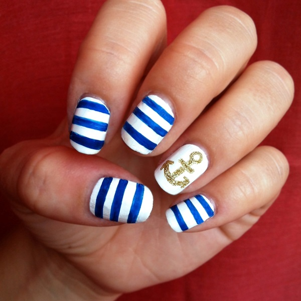 Steps To Make Good Nail Art Designs (10)