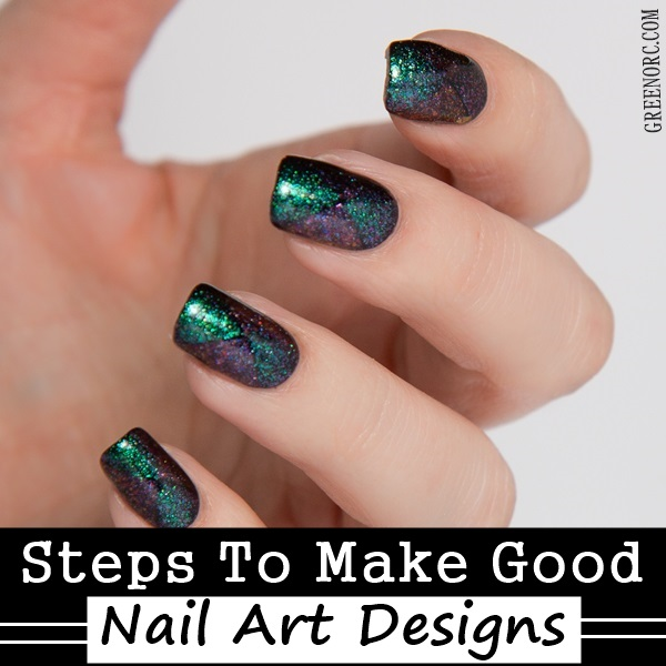 Steps To Make Good Nail Art Designs (7)
