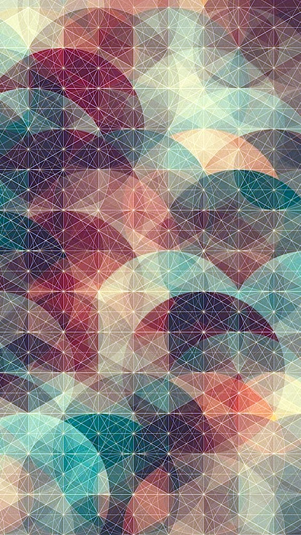 Geometric iPhone Wallpapers (3)
