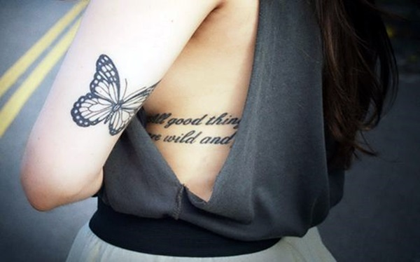 Simple Tattoos With sophisticated Meaning (2)