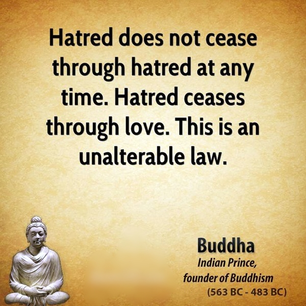 Buddha Quotes On Life,Peace and Love (20)