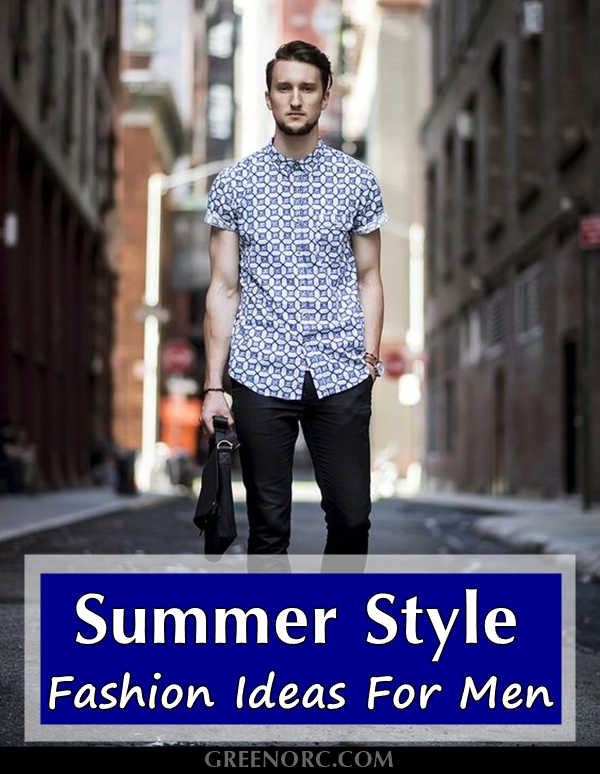 Summer Style Fashion Ideas For Men (1)