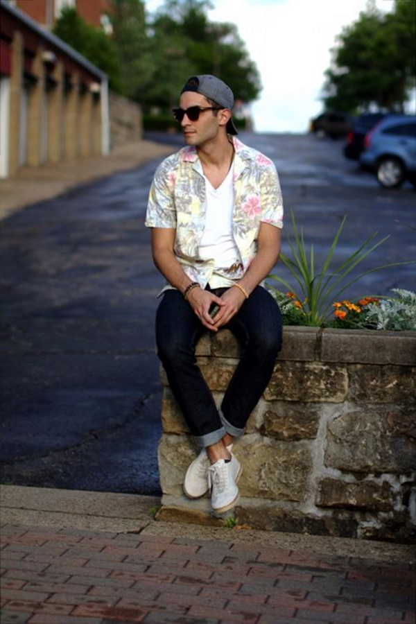 Summer Style Fashion Ideas For Men (6)