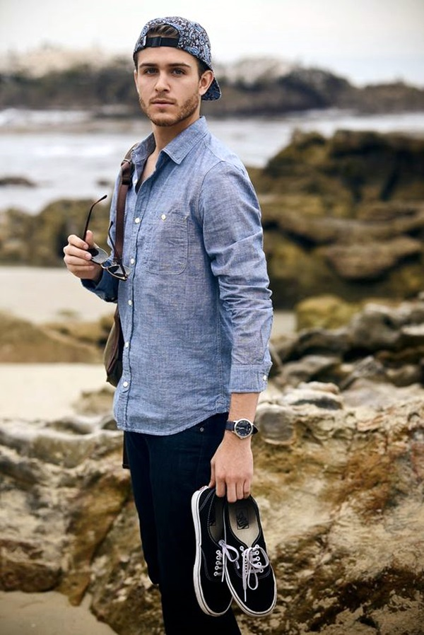 Summer Style Fashion Ideas For Men (8)