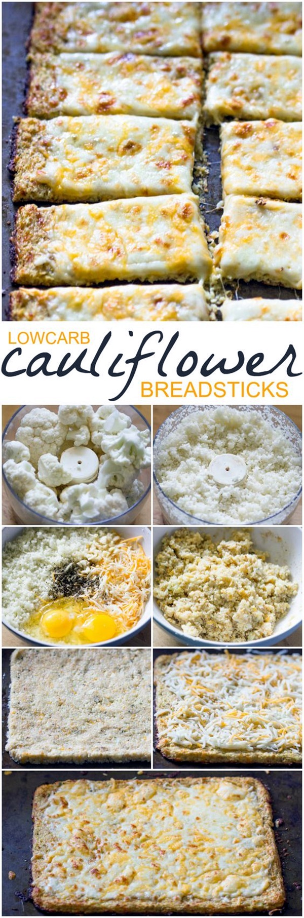 Ways To Use Cauliflower As A Low-Carb Replacement (2)