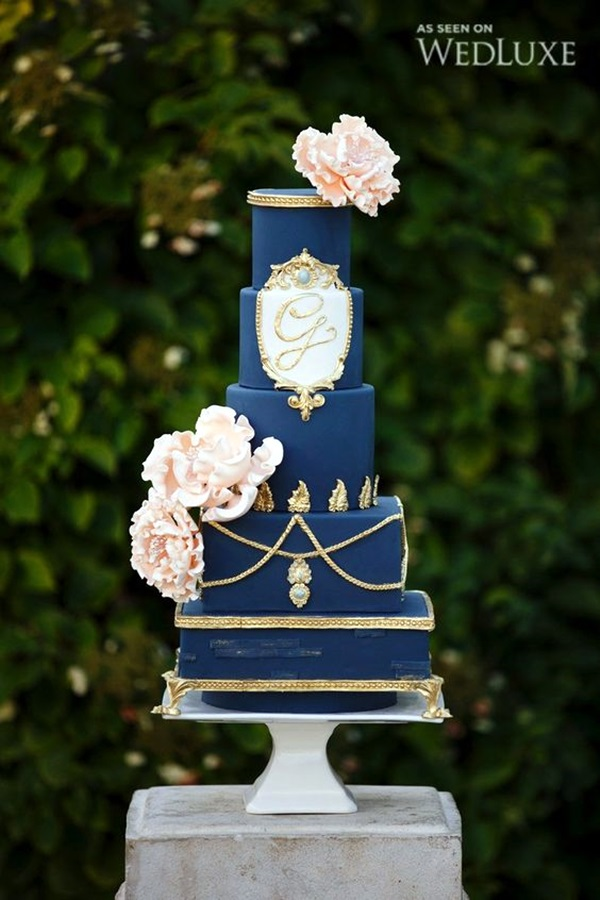 Wedding Anniversary Cake Ideas (1)