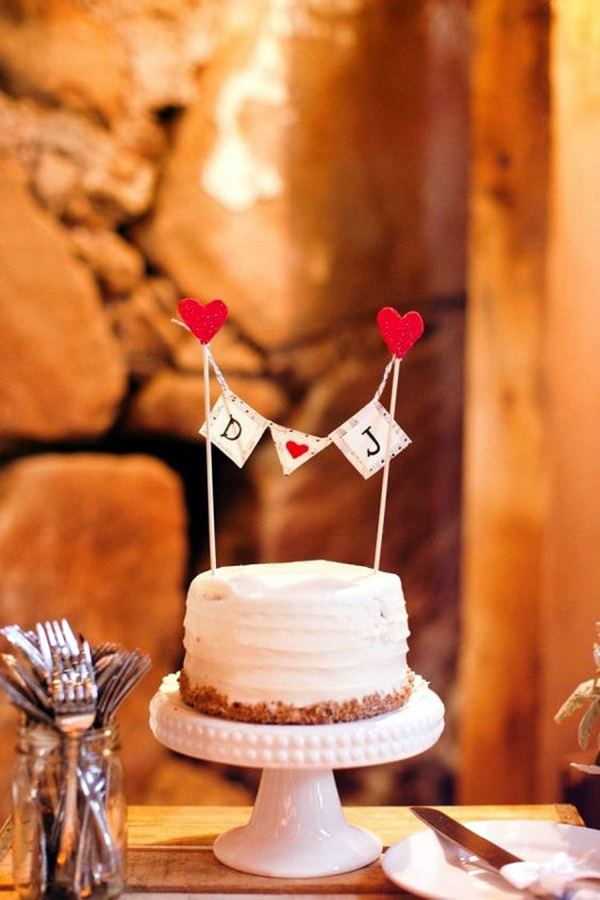 Wedding Anniversary Cake Ideas (11)