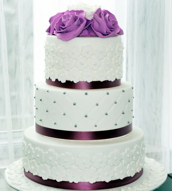 Wedding Anniversary Cake Ideas (14)
