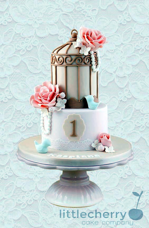 Wedding Anniversary Cake Ideas (17)