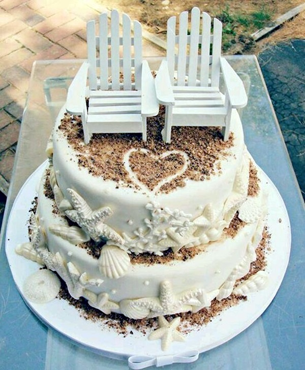 Wedding Anniversary Cake Ideas (19)