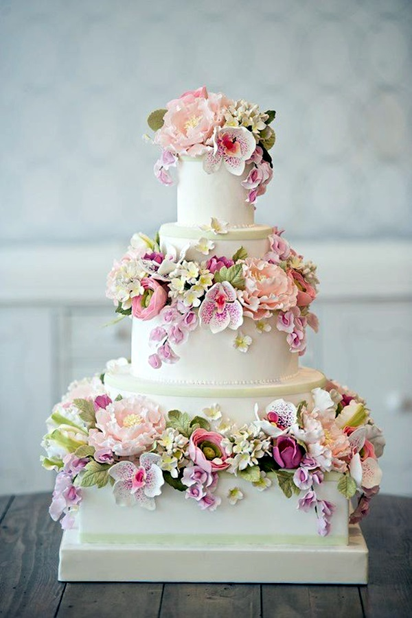 Wedding Anniversary Cake Ideas (20)