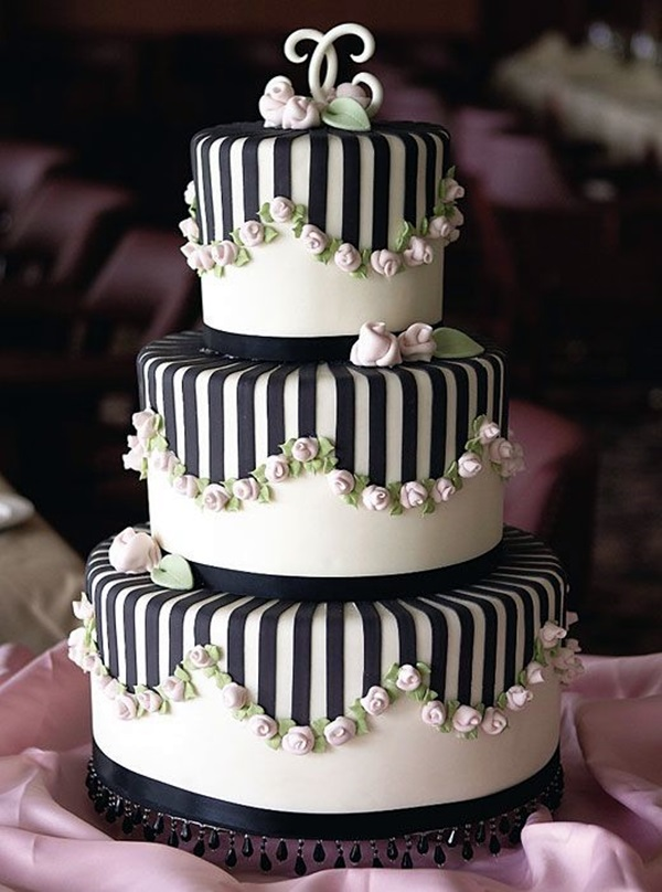 Wedding Anniversary Cake Ideas (23)
