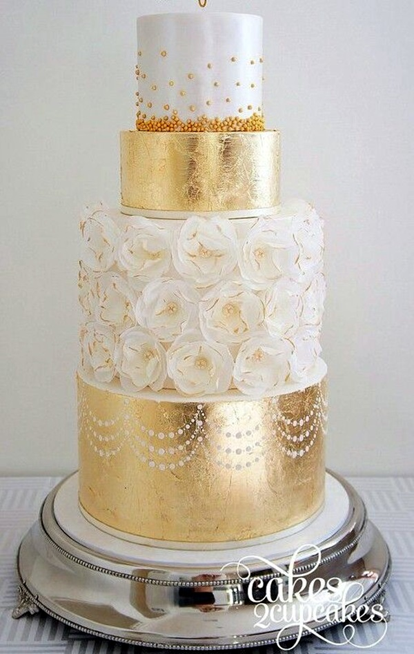 Wedding Anniversary Cake Ideas (25)
