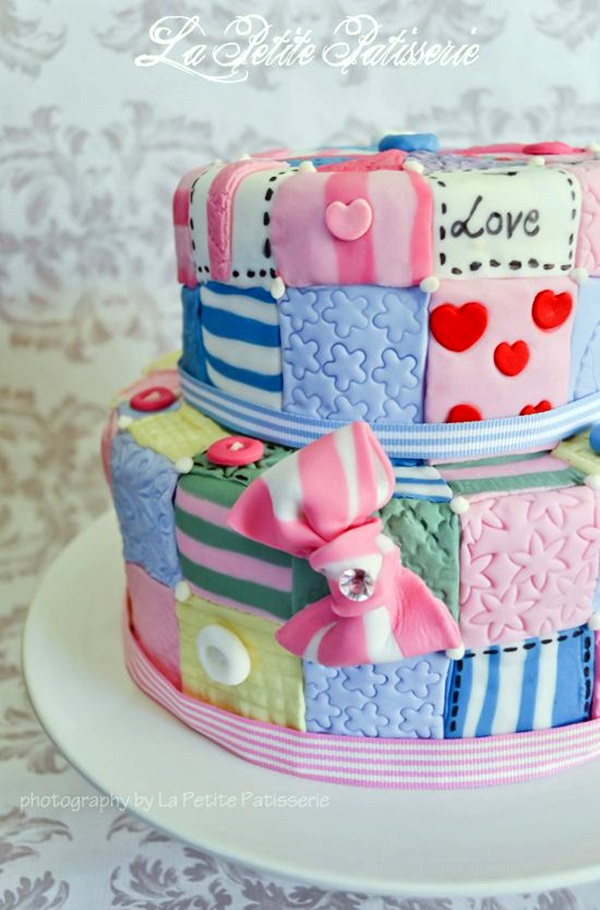 Wedding Anniversary Cake Ideas (30)