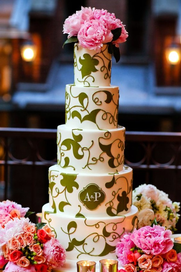 Wedding Anniversary Cake Ideas (31)