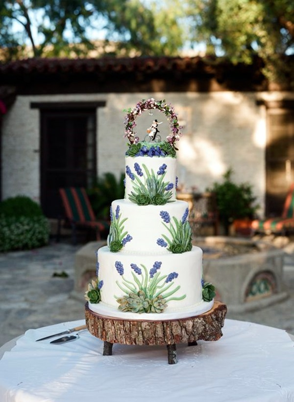 Wedding Anniversary Cake Ideas (4)