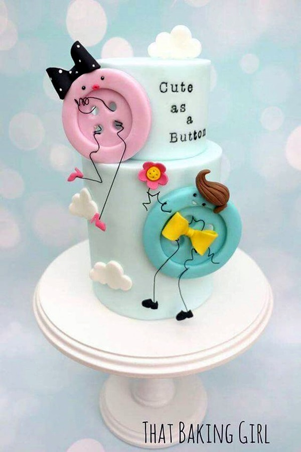 Wedding Anniversary Cake Ideas (6)