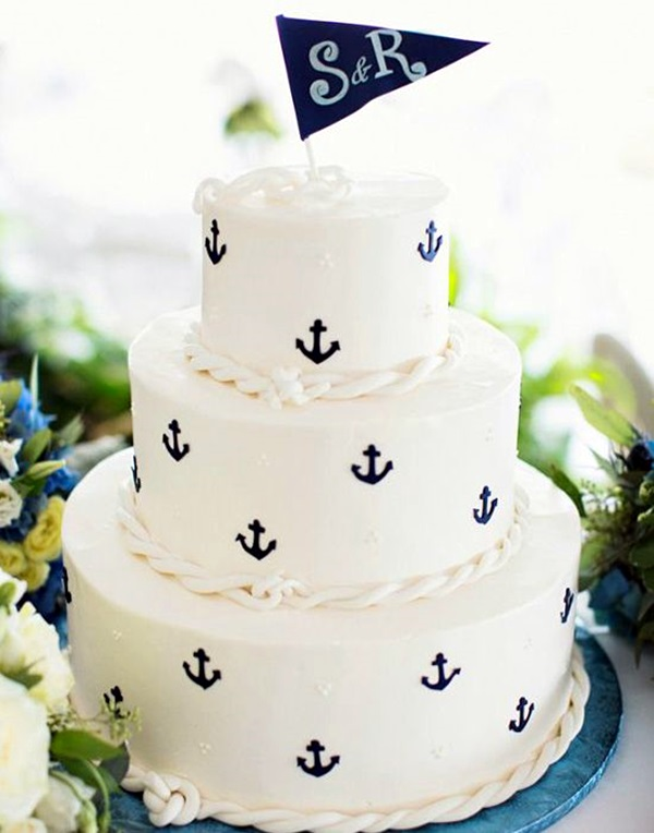 Wedding Anniversary Cake Ideas (8)