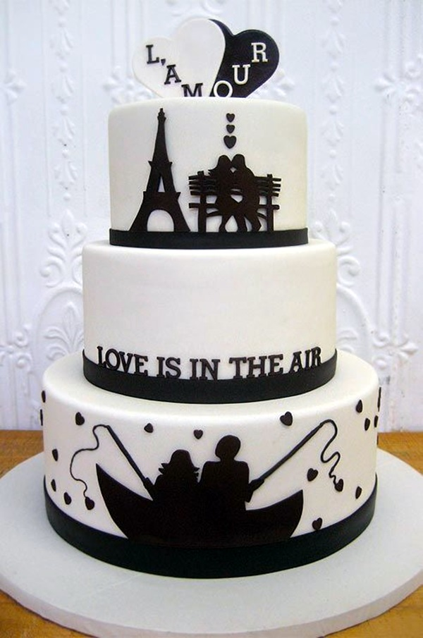 Wedding Anniversary Cake Ideas (9)