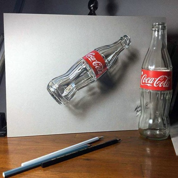 Giving Your Drawing A 3D Touch with Pencil